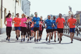 Running Training milano